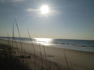 Sunrise in Topsail, NC courtesy of Wendy Delson