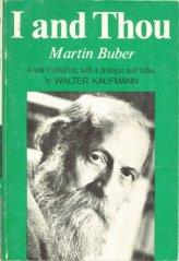 Buber I & Thou