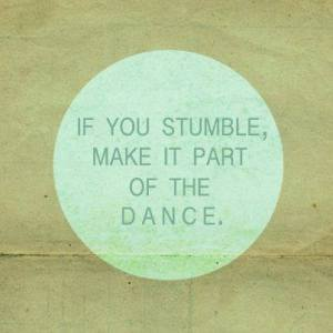 StumblePartOfDance