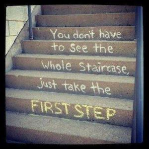 Take One Step