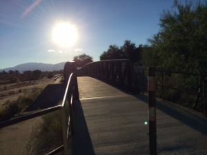 Oct 20 - sunrise Pantano Wash