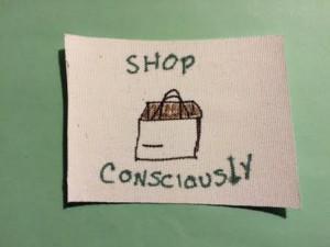 shop conciously