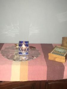 yahrzeit candle