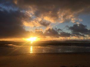 Sun rise New Zealand May 5 Jai-Jagdeesh