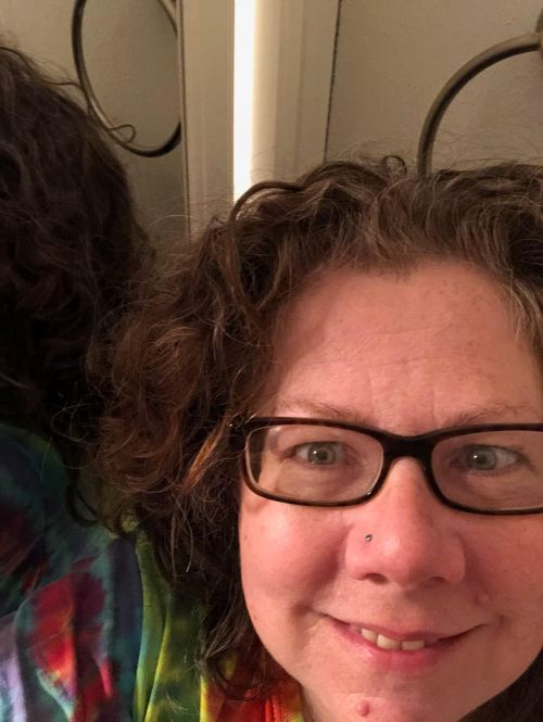 Day 2 - Chava Selfie