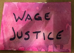Day 10 - Wage Justice