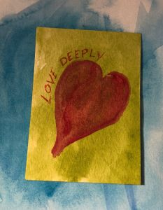 Day 9 - Love Deeply