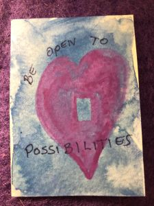 Day 22 - Be Open to possibilities