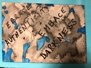 Day 26 - Embrace Authenticity, Embrace Darkness